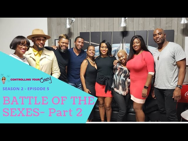 BATTLE OF THE SEXES- CYC S2  EP5