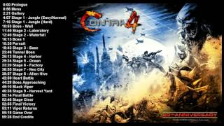 Contra 4 Full OST