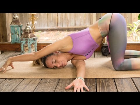 Your Yoga Flow for Stress Relief & to FEEL GOOD