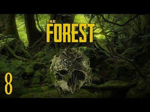 MAPEANDO LA ISLA - THE FOREST - EP 8