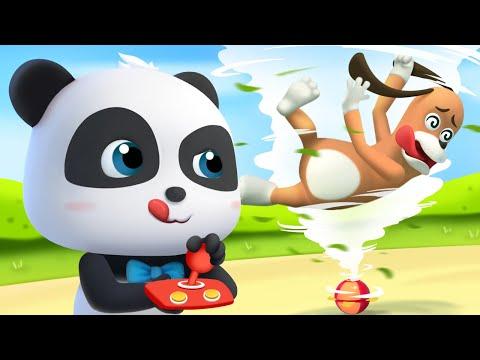 Magical Tornado Remote Control | Kids Cartoon | Babies Videos | Baby Cartoon | Kids Videos | BabyBus