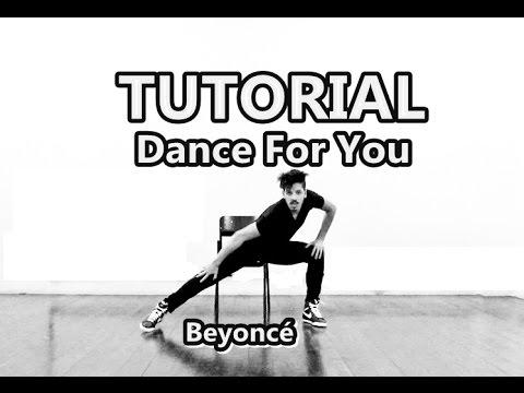 Beyoncé - Dance For You - Tutorial completo com Dennis Sloboda