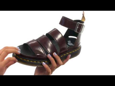 Dr. Martens Carolyn Open Toe Sandal SKU:#8259067