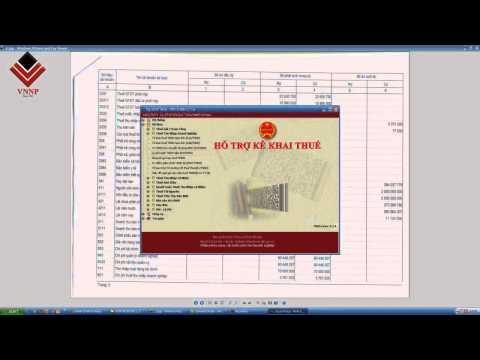 Hướng dẫn cách làm tạm tính thuế TNDN quý và quyết toán thuế TNDN năm