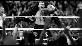 WWE 2K15 XBOX ONE GAMEPLAY   Brock Lesnar vs John Cena