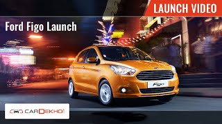 2015 Ford Figo | Launch Video | CarDekho.com