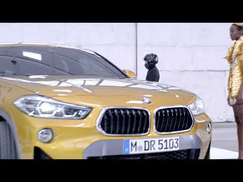 The first-ever BMW X2.