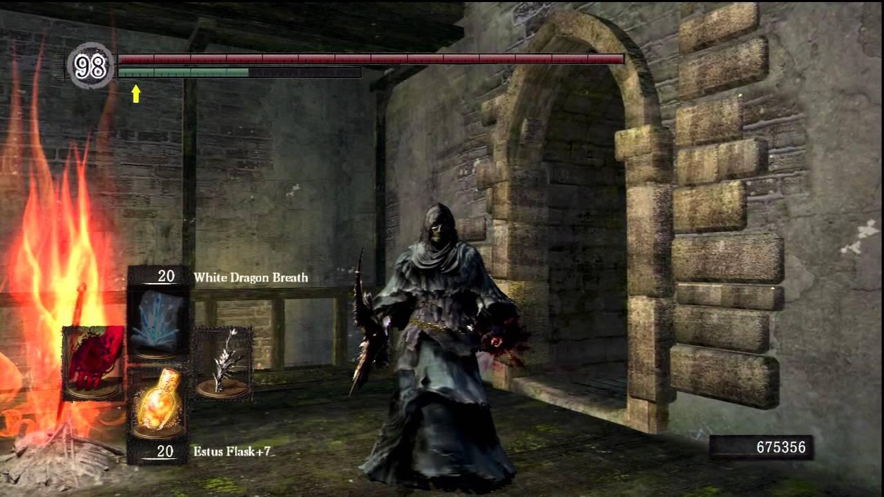 Dark Souls - Weapon: Quelaag's Furysword ( HD - 720p