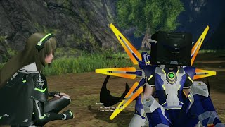 Here's FIVE HOURS Of Phantasy Star Online 2: New Genesis (Video Game Video Review)