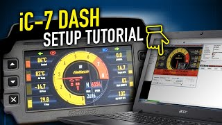 💬 How to set up your iC-7 Dash | TECHNICALLY SPEAKING