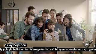 Türk Telekom  — Şanslı Tarifeler Reklam Filmi