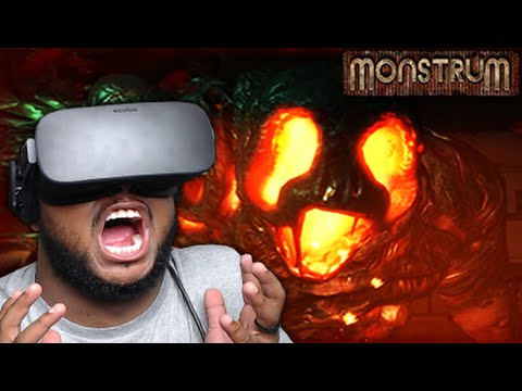 VIRTUAL REALITY HORROR! | Monstrum - OCULUS RIFT |