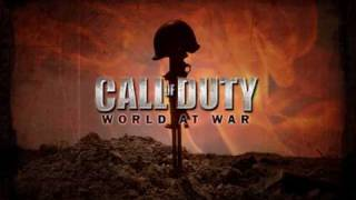 Call of Duty World at War OST - Zombies - Verruckt game over