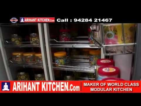 Gujarati Kitchen Design