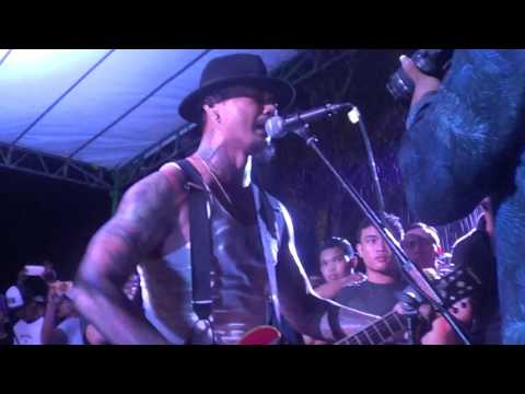 Devildice - Angels Wings (Social Distortion)  [live @LingkarArt]