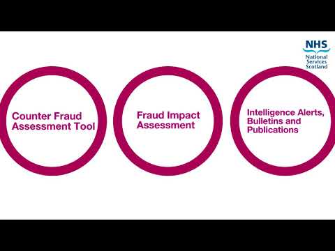 Counter Fraud Services, Service Catalogue