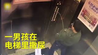 Instant karma: Boy gets trapped in lift after peeing on control buttons