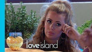 Olivia's Head Is Turned...   Love Island 2017