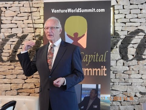 Venture Capital World Summit Tony Bennett Finance Investment