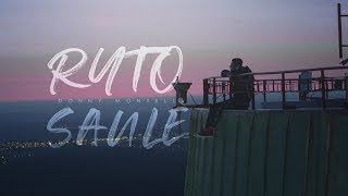 DONNY MONTELL - RYTO SAULĖ [Official Lyric Video]