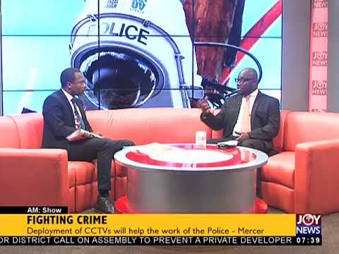 Fighting Crime - AM Talk on JoyNews (19-3-18)