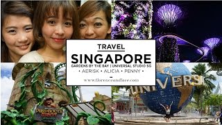 My First Singapore Trip 4D3N | Florence & Lace