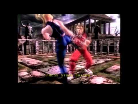 Virtua Fighter 4 Intro