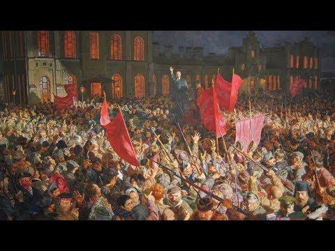 Alexandr Buzgalin On The Centenary of the Russian Revolution