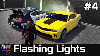 Flashing Lights PL [#4] MANDAT czyli Praca POLICJANT