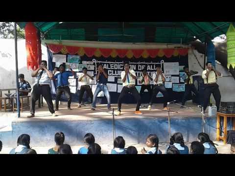 Kombu vacha Singam da dance