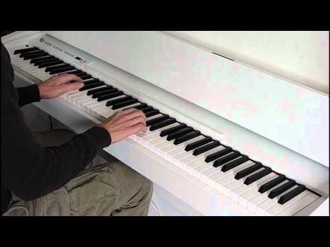 Kraftwerk - Autobahn (piano cover)