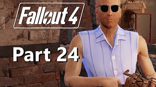 Fallout 4 -Part 24- Mercer Safehouse (We Have a Bad Time)