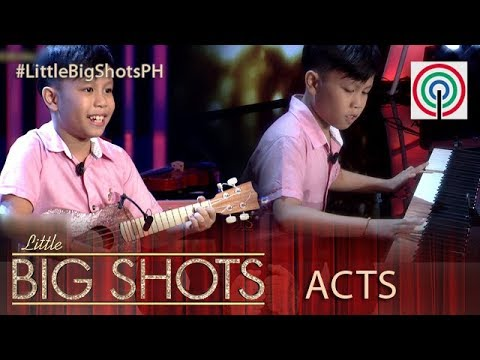 Little Big Shots Philippines: Sage | 9-year-old Big Shot Musician