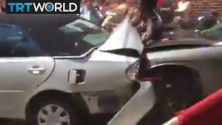 Virgina Far-Right Protests: Car plows into crowd at white nationalist rally