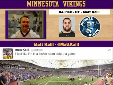 2012 NFL Draft Picks - Twitter Breakdown.mp4