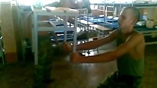 Издевательства в армии - в/ч 61424 село Ленинское ЕАО (31082011002)