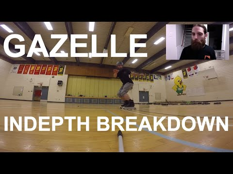 How To Gazelle - Wizard Skating