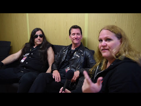 Sweden Rock Festival 2017 Interview with Metal Church