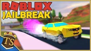 Dansk Roblox | Jailbreak - Ny Update Rocket Fuel!