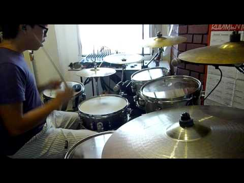 The Silent Comedy - Bartholomew (Drum Cover)
