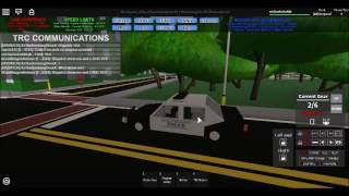 ROBLOX TRC Patrol Episode 1