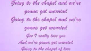 Baixar - Going To The Chapel Of Love Lyrics The Dixie Cups Grátis