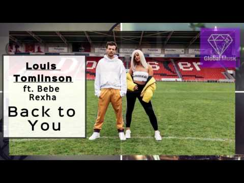 Louis Tomlinson - Back to You ft. Bebe Rexha (Karaoke With Backing Vocals)
