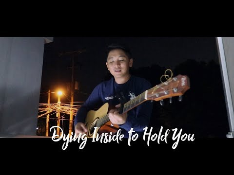 Dying Inside To Hold You - Darren Espanto (Timmy Thomas) cover by Nikko MusicArt