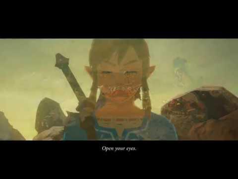 """""""Open Your Eyes"""" Zelda BotW Combat Montage"""