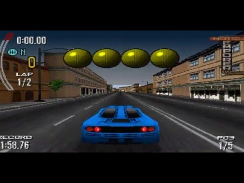 Need For Speed 2 - Conduciendo en mi McLaren F1