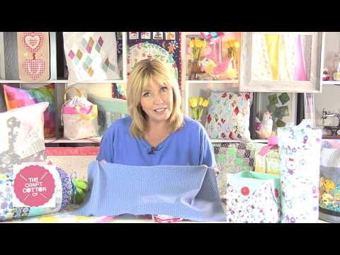 Ideas For Fat Quarters And Fabric Strips With Debbie Shore | Hobbycraft