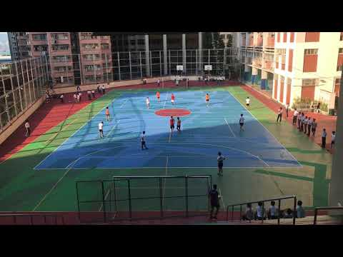 11th Oct Senior Inter-House Football Competition : Lily VS Tulip