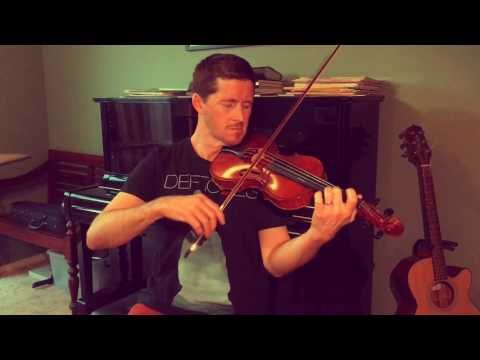 Cool Blues For Violin