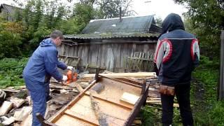 СБ Заготівля дров для літніх людей 15.09.13_17